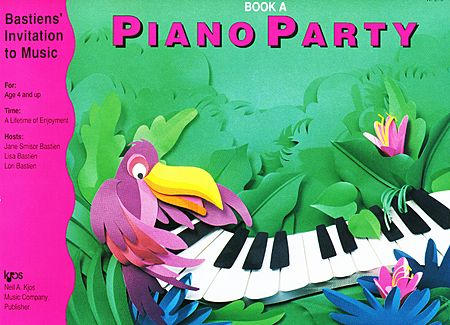 Piano party a