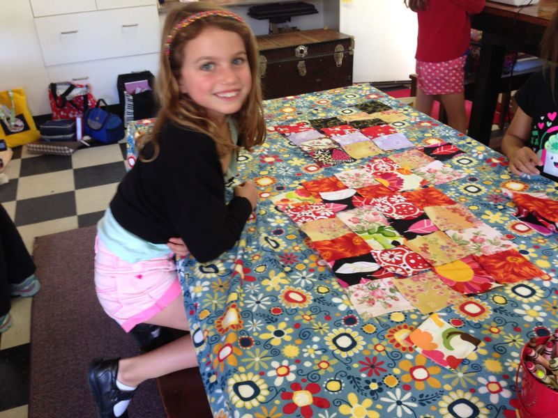 Sewing...patchwork